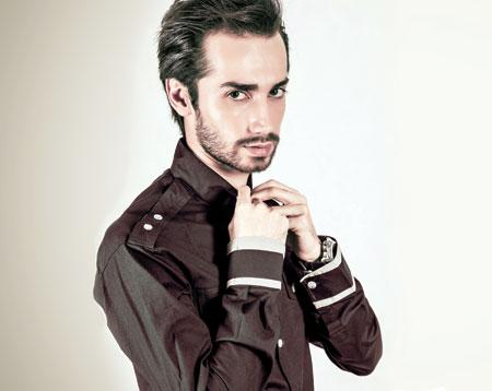 عکس جدید سامان جلیلی 5